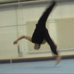 Martin Goeres tumbling, acrobatics