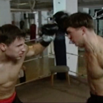 Martin Goeres boxing, fighting, martin goeres action