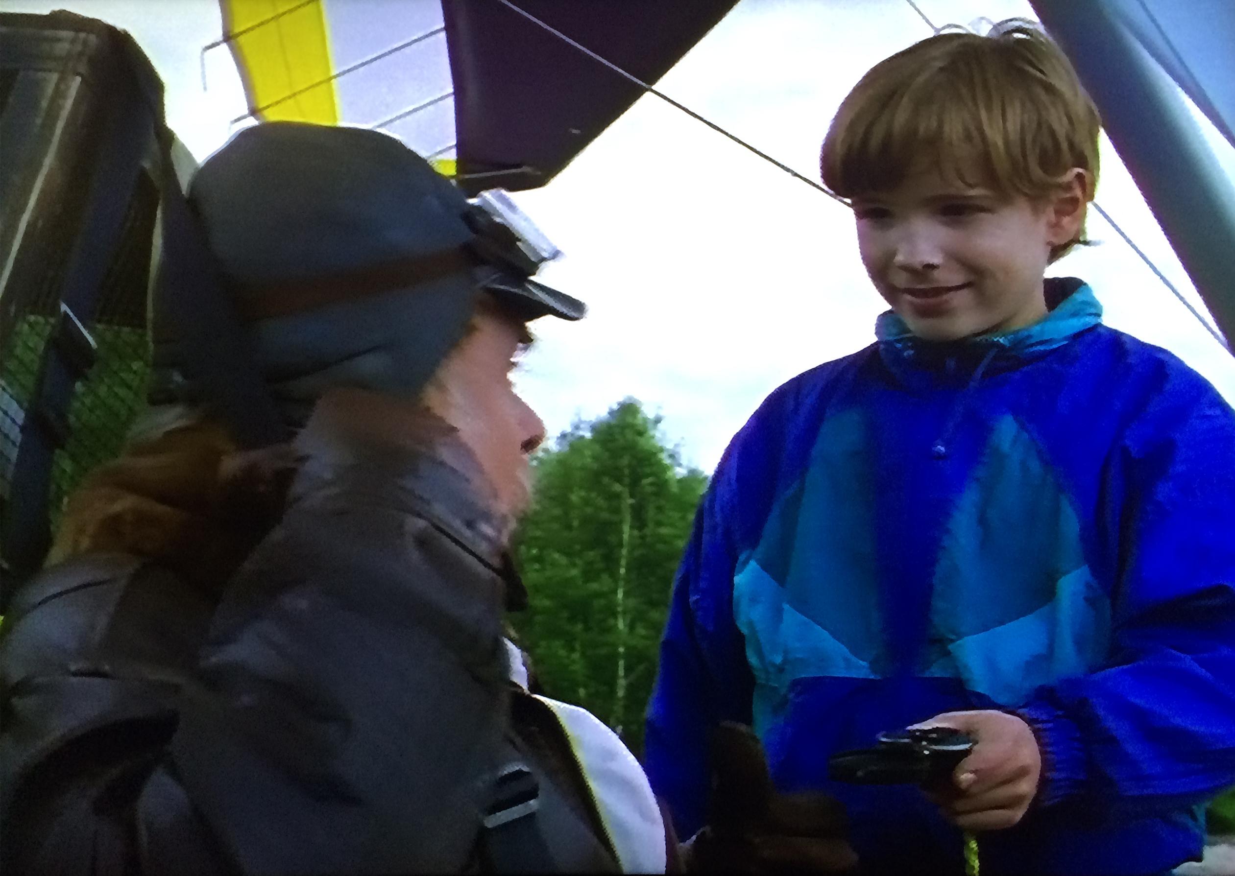 Martin goeres, Schauspieler, Flieg Opa flieg!, Kinderstar,