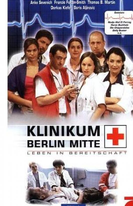KLINIKUM BERLIN MITTE – VATERBILDER