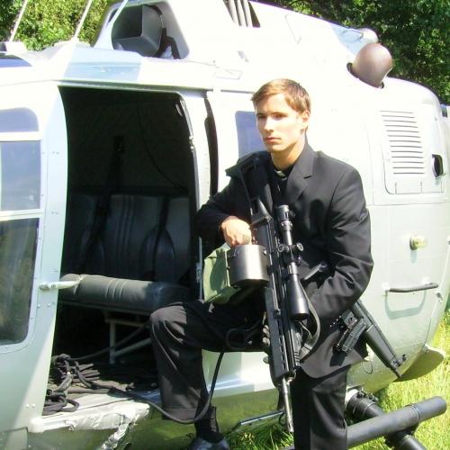 Martin Goeres, Lasko - die Faust Gottes, Martin Goeres Schauspieler, James Bond, Action Schauspieler