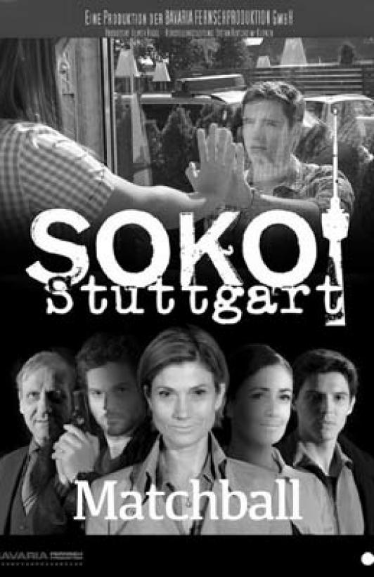 SOKO STUTTGART – MATCHBALL