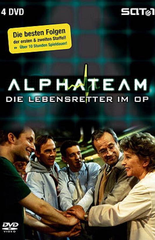 ALPHATEAM – LEBENSRETTER IM OP