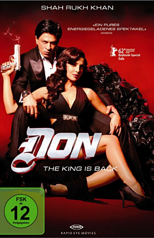 DON 2 – THE KING IS BACK